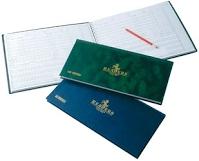 old cricket scorebooks