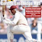 Evening with Gordon Greenidge MBE